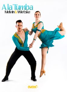 Melvin & Wietske A La Tumba Salsa On2 Couple show